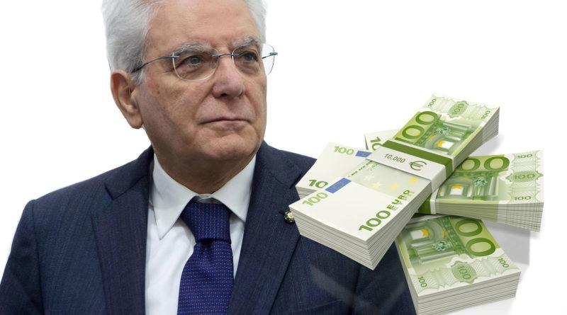 Un milionario al Colle